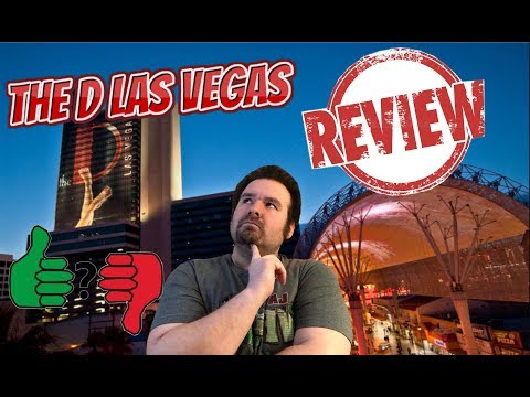 The D Las Vegas - A COMPLETE REVIEW of HOTEL and CASINO