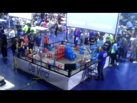 VEX Robotics – Skyrise –  Match 29 – PRIOR Toa Baja Technology Challenge 2014