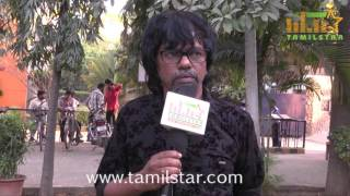 Ravi Srinivasan At Kidaa Poosari Magudi Movie Team Interview