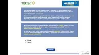 www.survey.walmart.com Walmart Survey Video by Surveybag