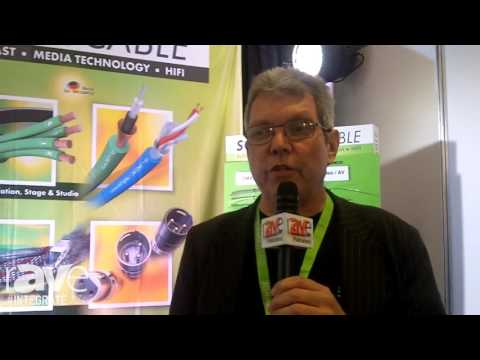 Integrate 2016: Sommer Cable Showcases its Range of Cables, Connectors and MCT-SC Cable Tester
