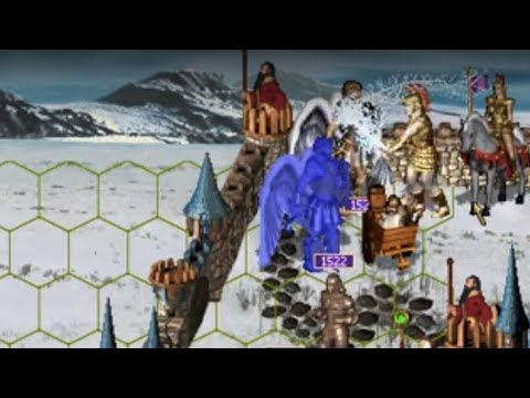 Heroes of Might and Magic III: Fighting Academy