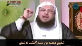 الشيخ محمد بن عبد الملك الزغبي الجهاد في سوريا