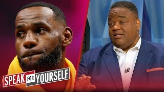 Will recent criticism motivate LeBron James next season? | NBA | SPEAK FOR YOURSELF
