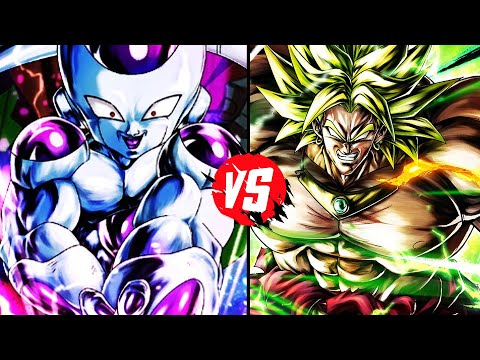Dragonball Z: What If Story: Super Saiyan Broly Vs Full Power Frieza *Raging Blast 2*