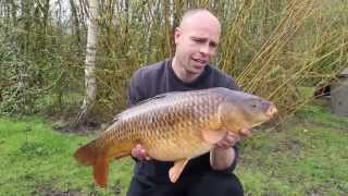 Willow Park carp fishing with Dean Macey