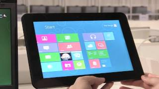 Windows 8 touch gestures vs keyboard and mouse