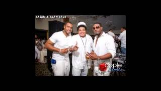 Carimi and Alan Cave - All White Affair