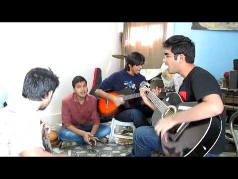 Bheegi Bheegi Acoustic Cover Gangster