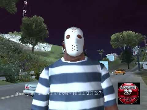 GTA San Andreas: Una noche de miedo con CJ (Especial de Halloween) -  Loquendo