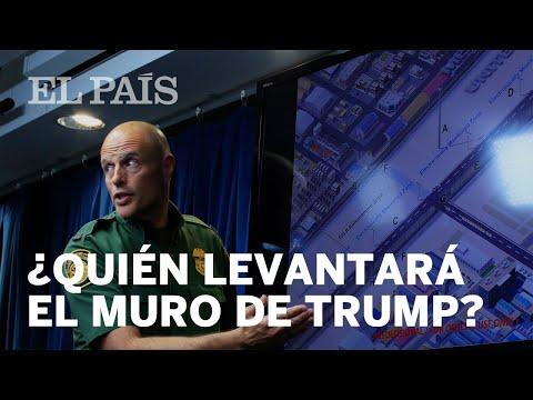 ¿Quién levantará el muro de Trump? | Internacional