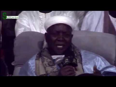 Kaolack: Wakhtanou Baba Lamine Niass. Nako ,ieup téwlou