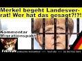 Merkel begeht Landesverrat! Wer hat das gesagt?!?! * Migrationspakt GCM * HD