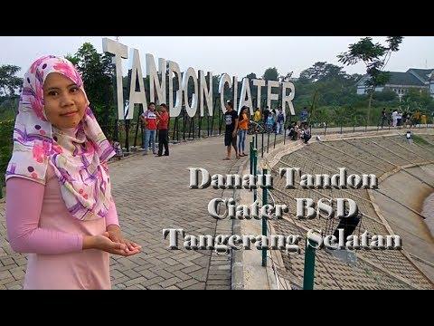 Danau Tandon Ciater BSD - Wisata Murah Di Tangerang Selatan