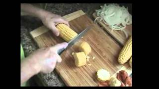 How To Make Colombian SANCOCHO - (SANCOCHO COLOMBIANO) Part 1of 2