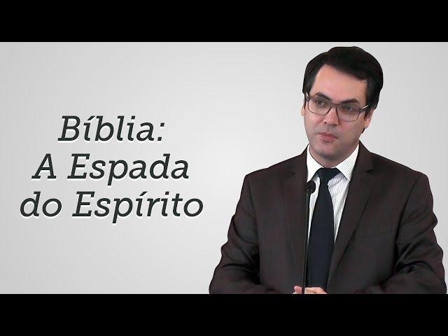 [Trecho] Bíblia: A Espada do Espírito - Leandro Lima
