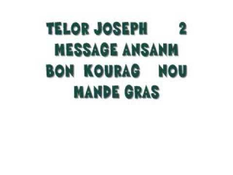 Telor Jacques Joseph video