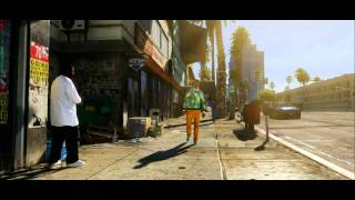 GTA 5 Trailer - Grand Theft Auto V gameplay - HD