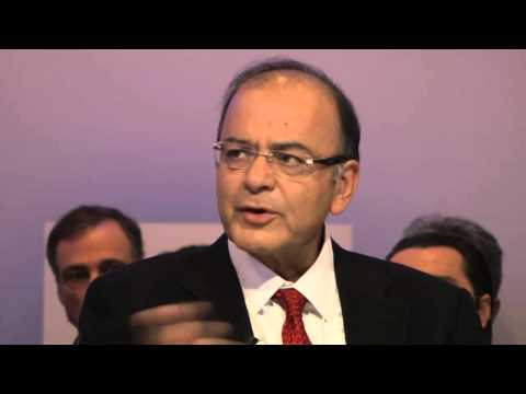 Davos 2015 - An Insight, An Idea with Arun Jaitley