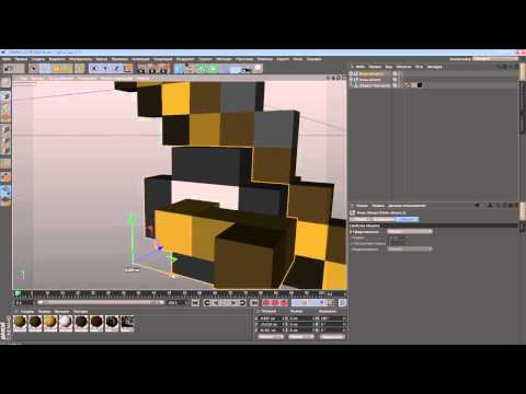 удочка minecraft cinema 4d