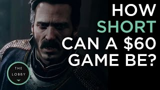How Short Can a $60 Game Be? - The Lobby