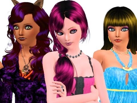 2k+ Subbies = Three Free Monster High Sims!