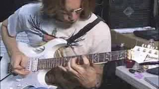 Steve Vai Demonstration