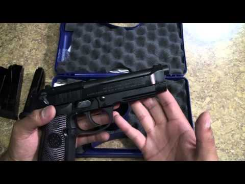 Beretta 92A1 review