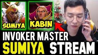 when SUMIYA meets another Invoker Master | Sumiya Invoker Stream Moment #464