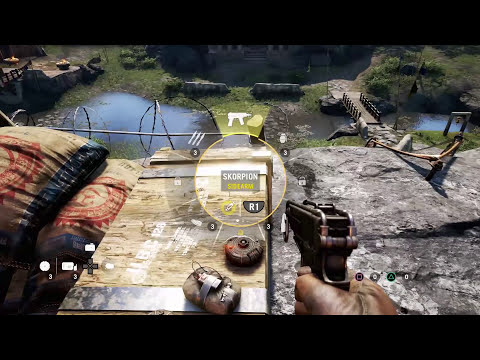 Far Cry 4 Walkthrough Gameplay - Part 10 - Angry Sabal (PS4/XB1/PC Gameplay 1080p HD)