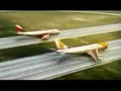 Crazy Pilot - Plane race