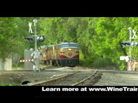 Napa Valley Wine Train  History