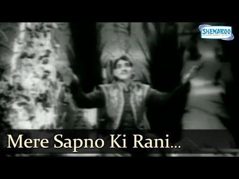 Mere Sapno Ki Rani - K L Saigal - Ragini - Shahjehan - 1946 -...