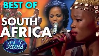 BEST SOUTH AFRICA IDOL PERFORMANCES OF ALL TIME  | Idols Global