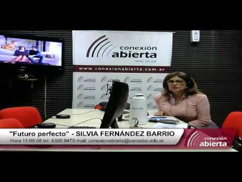 """Santiago Pont Lezica en """"Futuro perfecto"""" con SILVIA FERNÁNDEZ BARRIO - Radio Conexión Abierta"""