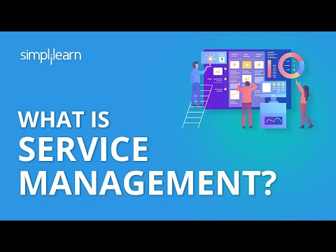 Simplilearn: ITIL V3 Foundation Online Training Course, What is Service Management?