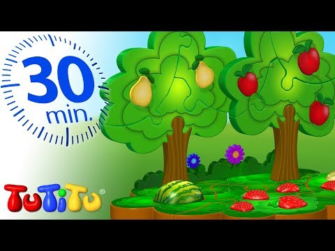 TuTiTu Specials | Fruit Puzzle | Toys For Toddlers | 30 Minutes Special