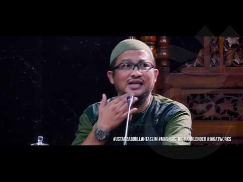 Tanya Jawab : Ustadz Abdullah Taslim