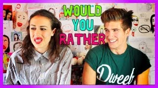 WOULD YOU RATHER!