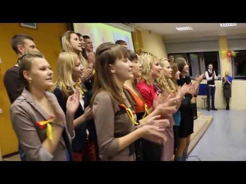 Песня маркетологов, ПолесГУ 2012