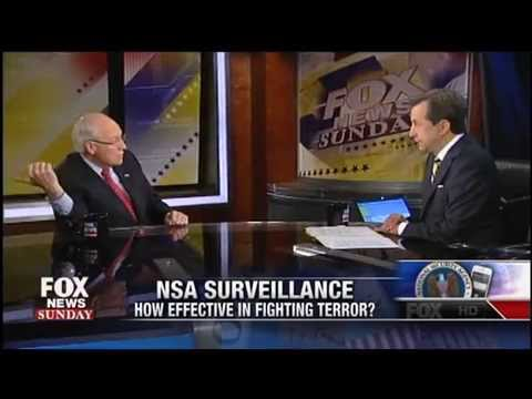 Dick Cheney to Chris Wallace: Edward Snowden Possibly Had Chinese Connection Before Leaking Info