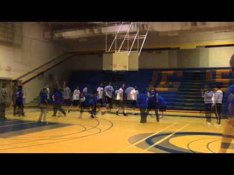 Garner High School March Madness