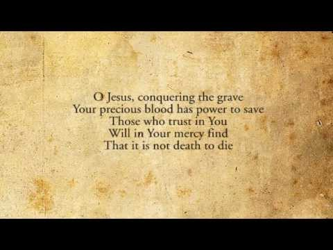 Sovereign Grace Music - It Is Not Death To Die