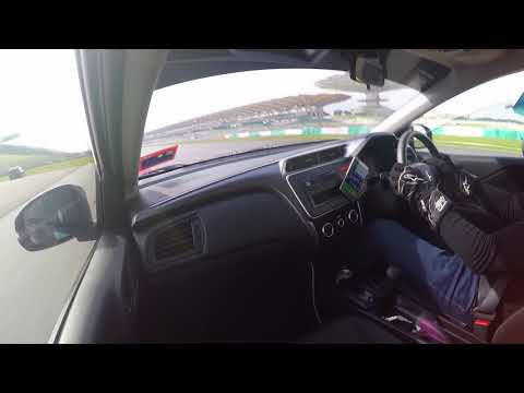 Honda City GM6 Auto Sepang 2:53sec Full Track
