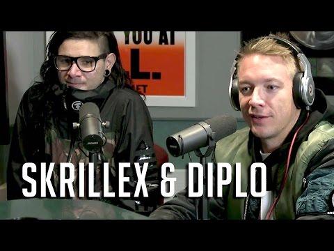 Diplo & Skrillex talk Dates w/ Katy Perry, Paris Hilton DJ'ing & New Single!