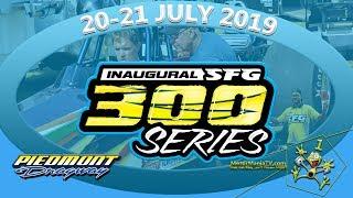 SFG 300 Series - Piedmont Dragway - Sunday