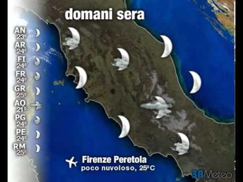 Meteo ITALIA del 08/09/2012