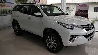 Toyota Fortuner sigma 4 |Real Life Telugu Review.
