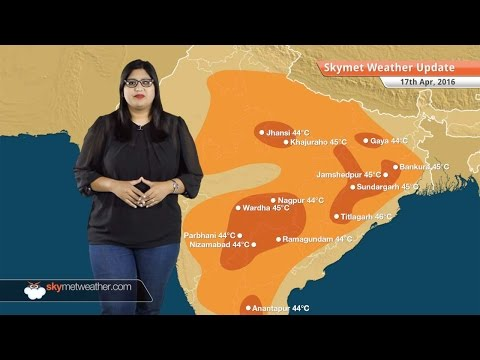 Weather Forecast for April 17: Heatwave to continue over India, Delhi may get thunderstorm