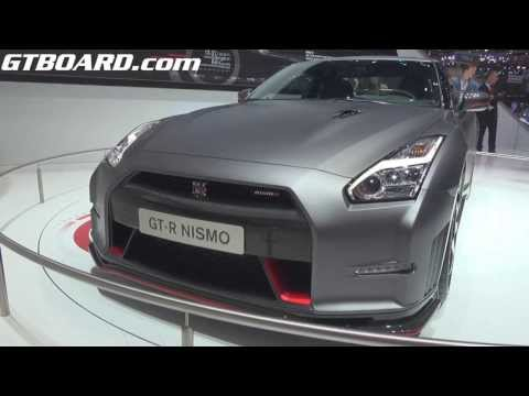 Superdetail NISMO Nissan GT-R R35 exterior Geneva 2014 in superdetail